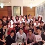 ミセス日本グランプリの懇親会はトキメキがいっぱいでした