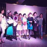 ミセス日本グランプリ『チャリティークリスマスパーティー』で去年に引き続き、人生初の???
