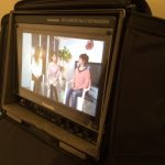 テレビにちょっぴり出演します。取材の様子をチラ見せ。2月5日サンテレビの「アサスマ」みてね♡